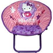 Hello Kitty Mini Saucer Chair front-355273