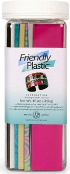 Amaco Friendly Plastic 40 Stick Assortment ~Inspiration