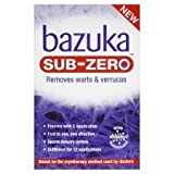 Bazuka Sub-Zero Freeze Treatment - 50ml