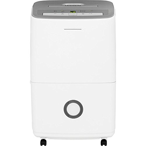 70-Pint Dehumidifier with Effortless Humidity Control, White (Dehumidifiers compare prices)