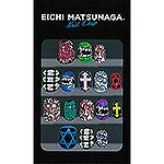 ウイングビート EICHI MATSUNAGA ネイルチップ Nー008