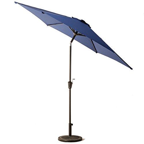 Uv Patio Umbrella: Grand Patio 9FT Aluminum Patio Umbrella, UV Protective