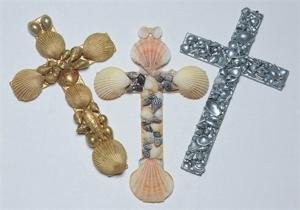 Buy Shell Crosses (Pk/24)