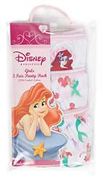 Disney Little Mermaid Ariel Girls Panties - Buy Disney Little Mermaid Ariel Girls Panties - Purchase Disney Little Mermaid Ariel Girls Panties (Disney, Disney Underwear, Disney Girls Underwear, Apparel, Departments, Kids & Baby, Girls, Underwear Tops & Bottoms, Training Bras & Camisoles)