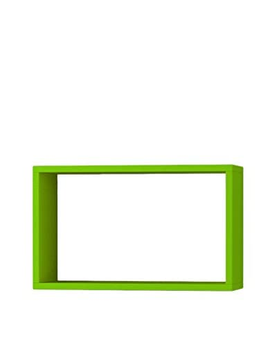 Homemania Mensola Dikdortgen Verde