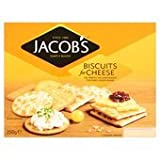 Jacob's Biscuits for Cheese 250G