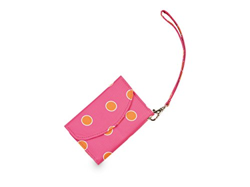All For Color Sorbet Spots Smart Phone ID Wristlet