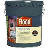 Flood Cwf-Uv5 Wood Finish Oil Base Natural 5 Gl