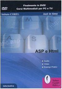 ASP e HTML. DVD-ROM