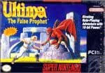 Ultima VI: The False Prophet - Nintendo Super NES