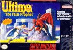 Ultima VI: The False Prophet - Nintendo Super NES