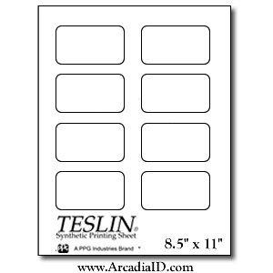 Teslin (material)