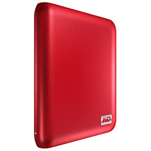 "Western Digital My Passport Essential SE WDBACX7500ARD-EESN - Disco duro externo (750 GB, 2.5"", USB 3.0)"