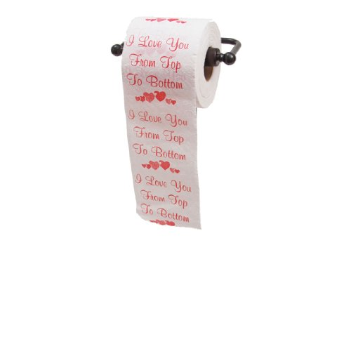 JustPaperRoses-I-Love-You-from-Top-to-Bottom-trademark-Toilet-Paper-Gift-GREAT-for-VALENTINES-DAY
