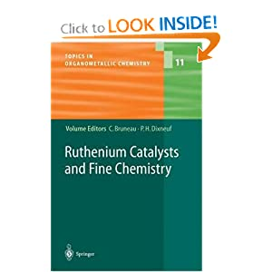 Amazon.com: Ruthenium Catalysts and Fine Chemistry (Topics in ...