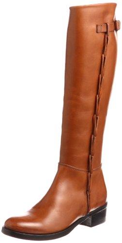 [Terrorism] BUTTERO Women Long Boots B4752 PE-TOSC 5.CUOIO (beig...