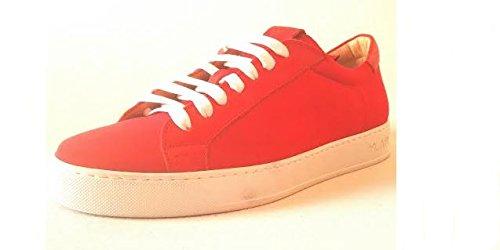YLATI, Sneaker uomo rosso Rot, rosso (Rot), 43 EU