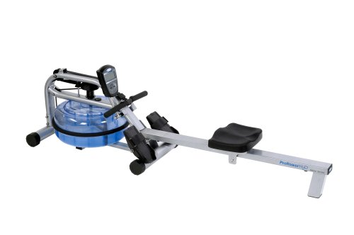 The ProRower H2O RX-750 Home Series Rowing Machine
