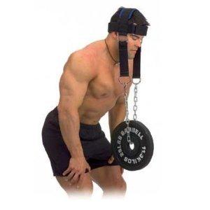 首、背中を効果的に鍛え上げる!Body Solid MA307N ナイロンヘッドハーネス