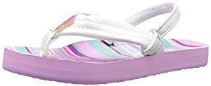 Reef Little Ahi Flip Flop (Toddler/Little Kid/Big Kid) from Reef