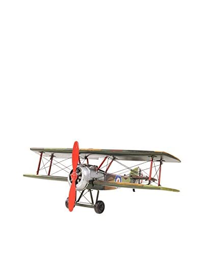 Old Modern Handicrafts, Inc. 1916 British Biplane Fighter Model