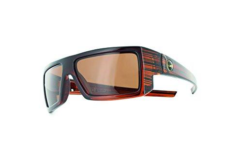 Gloryfy G7occhiali da sole indistruttibili, Unisex, Sportbrille G7, Brown-Black, Taglia unica
