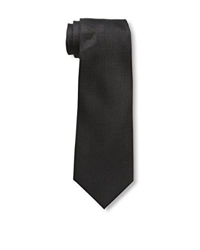 Valentino Men's Silk Tie, Black
