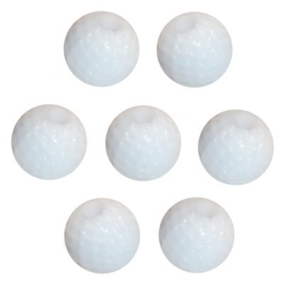 Golf Ball Beads