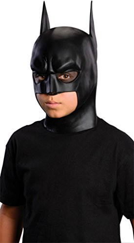 Batman Full The Dark Knight Rises Latex Child Halloween Costume Mask