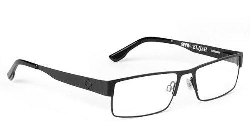 Spy Optic Elijah Rx Eyeglasses - Spy Optic Adult Rx Optical Frame - Matte Black / Size 55-16-140 front-913048