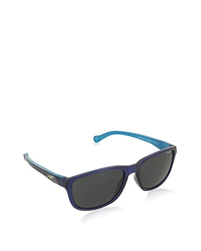 ARNETTE DARK TRANSPARENT BLUEE WITH GREY LENS