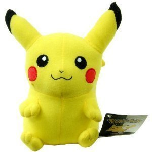 Toy Factory Pokemon Pikachu 9 Plush Stuffed Toy - 1