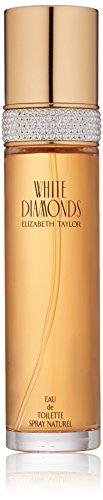 White Diamonds By Elizabeth Taylor For Women, Eau De Toilette Spray, 3.3-Ounce (Natural Made Ca compare prices)