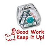 Teachers Stamp to fit Xstamper 3 in 1 Good Work Keep It Up CXM1716 stamp block only