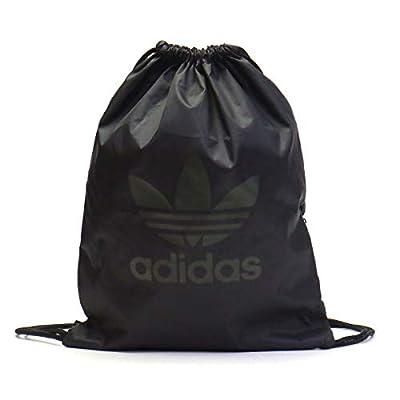 [アディダス オリジナルス]Adidas Originals ナップサック Gymsack Trefoil Nqb29 ブラックXナイトカーゴdv2388