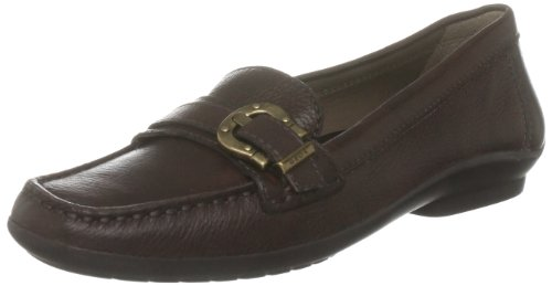 Geox Women's D Roma D Coffee Moccasins D13Q6D46C6009 2.5 UK, 35 EU