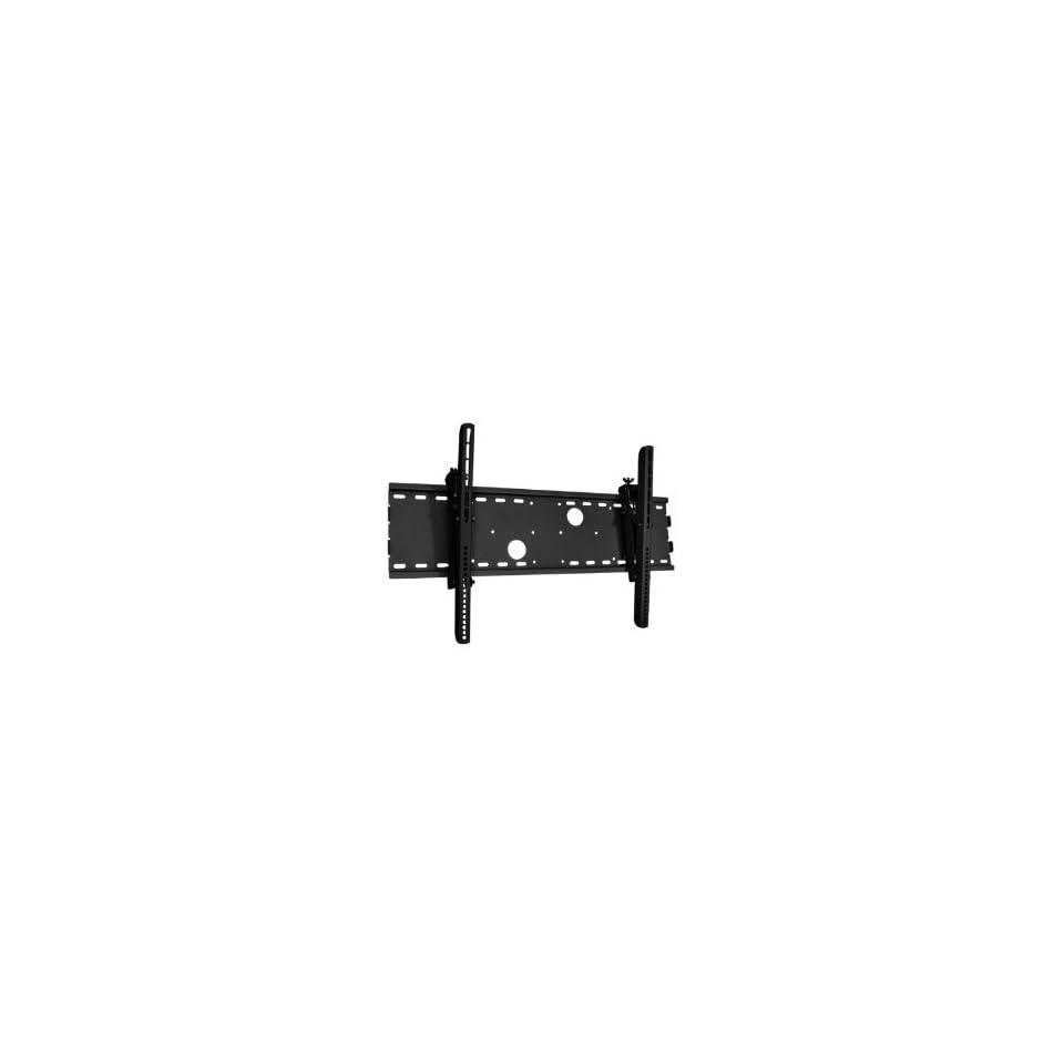 Black Tilt/Tilting Wall Mount Bracket for Panasonic TH 42PC77U / TH42PC77U Plasma HDTV TV/Television