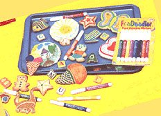Foodoodlers Cake And Cookie Decorating Pens