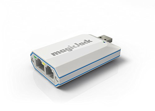 magicJack EXPRESS Digital Phone Service, Includes 3 months of service (K1103) (Phones To Use With Magic Jack compare prices)