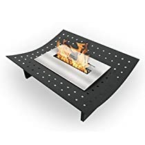 Hot Sale Ethanol Fueled Fireplace Grate (Large)
