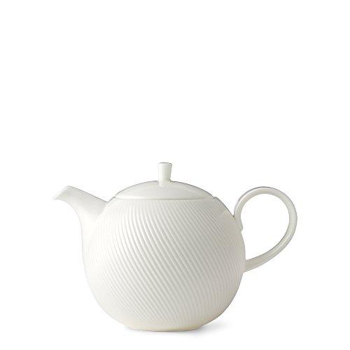 Flute White Teapot by Teavana (Teavana Teapot White compare prices)