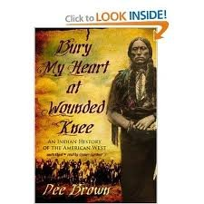 "bury my heart at wounded knee + essay questions Movie these are some questions to ""bury my heart at wounded knee the movie buried heart wounded knee was an interesting take on native."