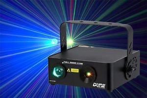 Video projecteur full moon star laser projecteur multicolore vert et rouge 140mw dmx led 9w rgb for Projecteur laser multicolore