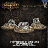 Privateer Press Con Vector Wreck Markers