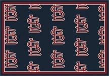 Milliken St. Louis Cardinals 5 x 8 St Louis Cardinals Team Area Rug