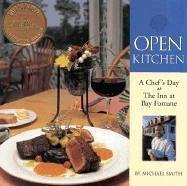 open-kitchen-a-chefs-day-at-the-inn-at-bay-fortune-by-smith-michael-1998-paperback