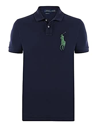 Custom fit polo ralph lauren t shirt short sleeve big for Amazon custom t shirts