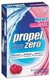 Case of Propel® Zero Berry Powder Packets - 12 Propel Packs