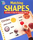 img - for Build A Block Books Matching Shapes book / textbook / text book