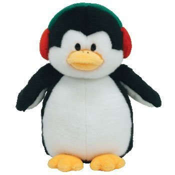 Ty Classic Snowbank - Penguin - 1